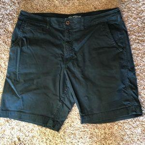 American Eagle active flex men's shorts navy blue
